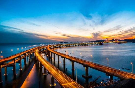 大连星海湾跨海大桥建成后是否收费